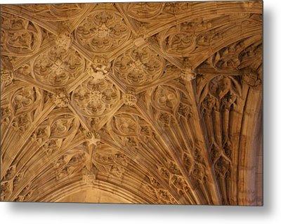 Washington National Cathedral - Washington Dc - 011392 Metal Print by DC Photographer