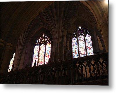 Washington National Cathedral - Washington Dc - 011399 Metal Print by DC Photographer