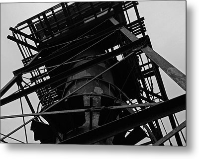 Watchtower Metal Print by Jennifer Ancker