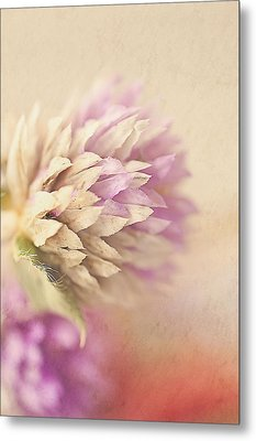 Watercolor Whisper Metal Print by Faith Simbeck