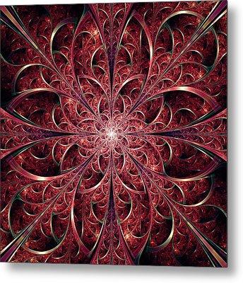 West Gates Metal Print by Anastasiya Malakhova