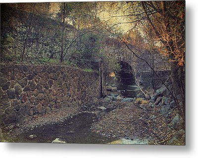 Where The Story Begins Metal Print by Laurie Search