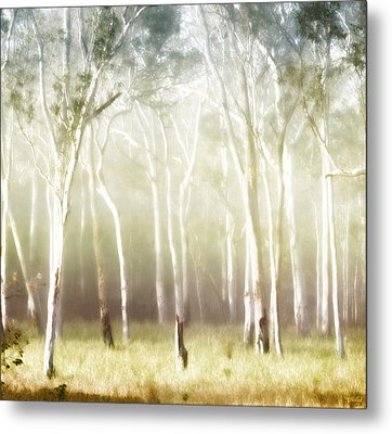 Whisper The Trees Metal Print by Holly Kempe