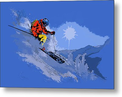 Whistler Art 006 Metal Print by Catf