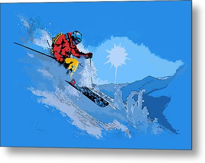 Whistler Art 008 Metal Print by Catf