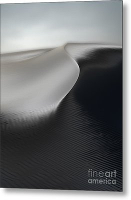 White Sands New Mexico Razor Back 02 Metal Print by Gregory Dyer