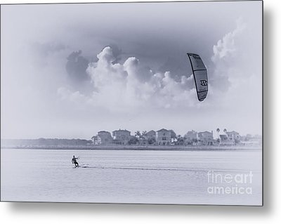 Wind Beneath My Wing Metal Print by Marvin Spates