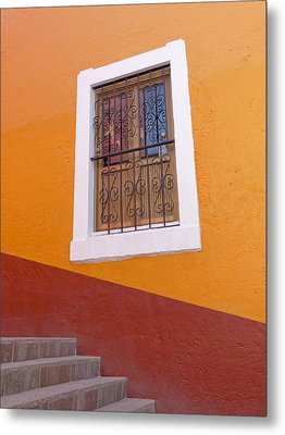 Window 1 Metal Print by Douglas J Fisher