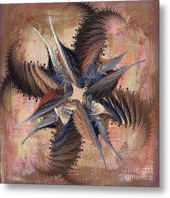Winds Of Change Metal Print by Deborah Benoit