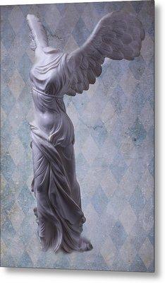 Winged Victory Metal Print by Garry Gay