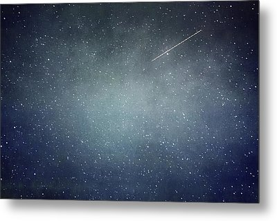 Wish Upon A Star Metal Print by Violet Gray