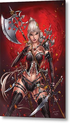 Wonderland 05c Metal Print by Zenescope Entertainment