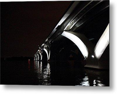 Woodrow Wilson Bridge - Washington Dc - 011319 Metal Print by DC Photographer