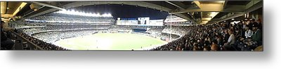 Yankee Stadium Metal Print by Anibal Diaz