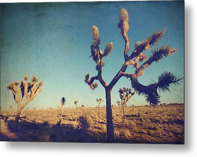 Yes I'm Still Running Metal Print by Laurie Search