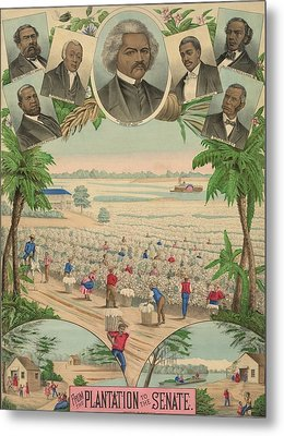 1883 Print Commemorating Metal Print by Everett