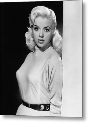 A Kid For Two Farthings, Diana Dors Metal Print by Everett