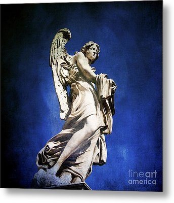 Angelo Metal Print by Bernard Jaubert