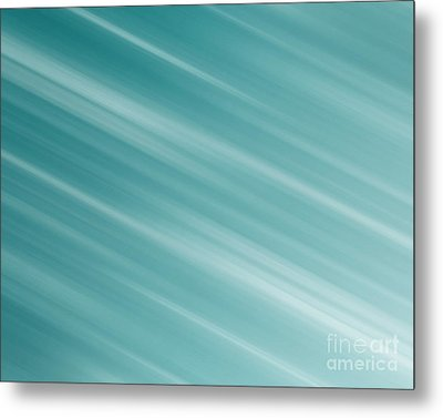 Blue Background Metal Print by Blink Images