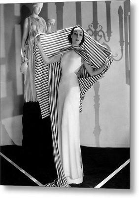 Dolores Del Rio, Ca. 1930s Metal Print by Everett