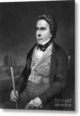 Douglas William Jerrold Metal Print by Granger