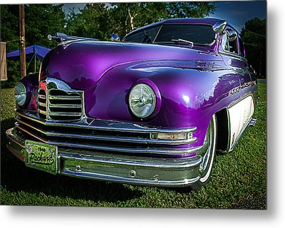 Forty-eight Metal Print by Gene Hilton