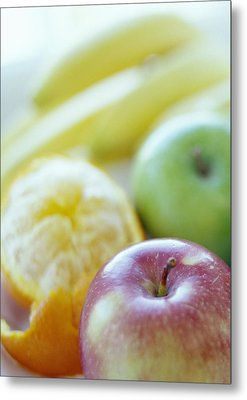 Fruits Metal Print by David Munns