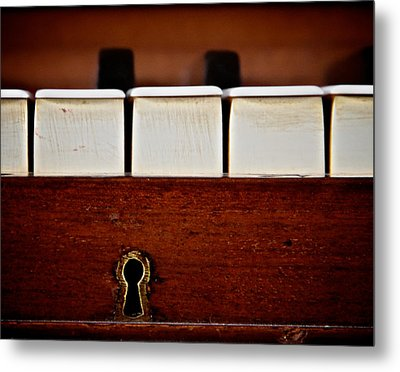 In The Key Of C Metal Print by Odd Jeppesen
