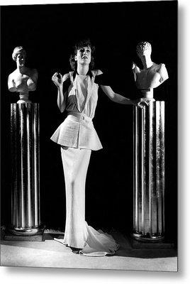 Joan Crawford, Ca. 1930s Metal Print by Everett