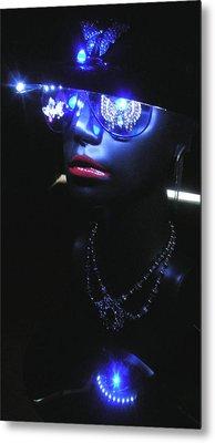 Madame Butterfly Metal Print by Steve Barnard