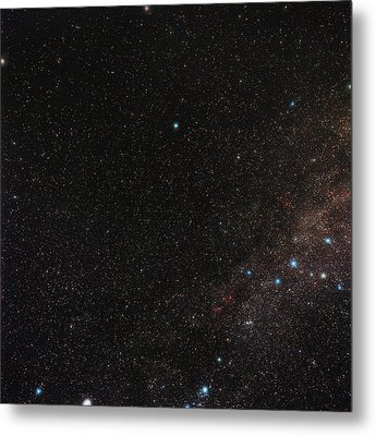 North Celestial Pole Metal Print by Eckhard Slawik