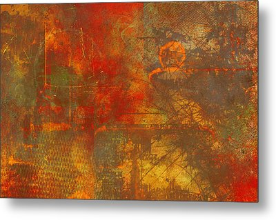 Price Of Freedom Metal Print by Christopher Gaston