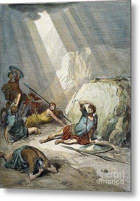 St. Paul: Conversion Metal Print by Granger