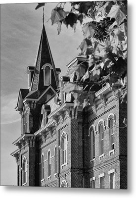 University Hall Metal Print by Coby Cooper