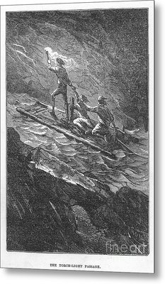 Verne: Journey Metal Print by Granger