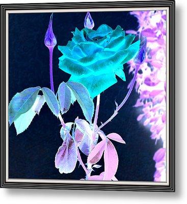 Flowers Flowers And Flowers Metal Print by Anand Swaroop Manchiraju