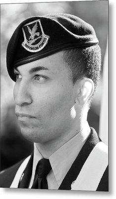 Veterans Day Nyc 11 11 11 Metal Print by Robert Ullmann