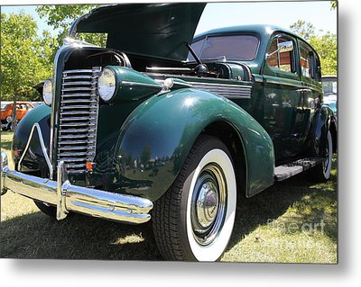 1938 Buick Special . 5d16227 Metal Print by Wingsdomain Art and Photography