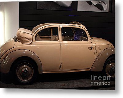 1938 Mercedes Benz 170h - 7d17311 Metal Print by Wingsdomain Art and Photography