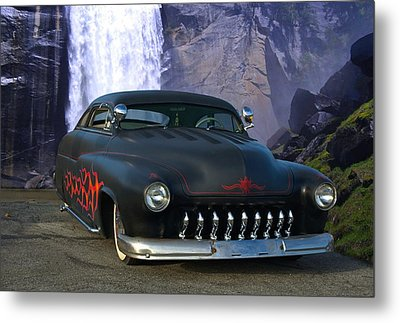 1949 Mercury Low Rider Metal Print by Tim McCullough