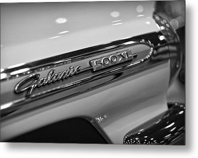 1964 Ford Galaxie 500 Xl Metal Print by Gordon Dean II