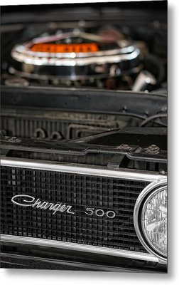 1969 Dodge Charger 500 Metal Print by Gordon Dean II