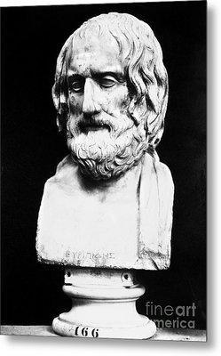 Euripides Metal Print by Granger