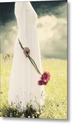 Flowers Metal Print by Joana Kruse
