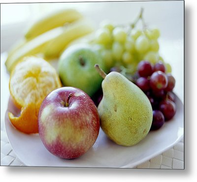 Fruits Metal Print by David Munns