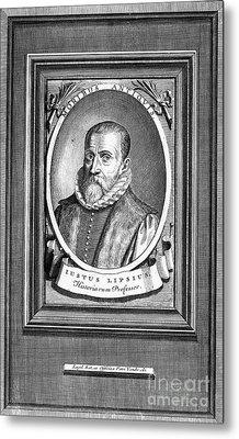 Justus Lipsius (1547-1606) Metal Print by Granger