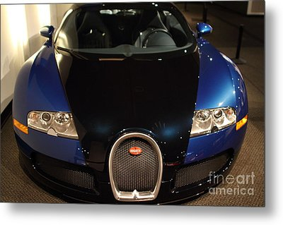 2006 Bugatti Veyron - 7d17276 Metal Print by Wingsdomain Art and Photography