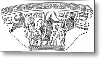 Mythology: Perseus Metal Print by Granger