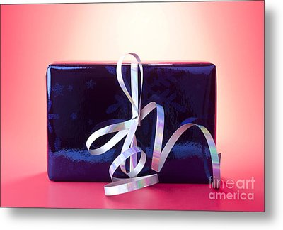 Present Metal Print by Blink Images