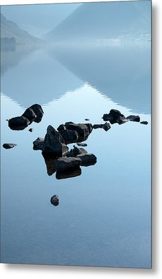 Rocks Metal Print by Svetlana Sewell